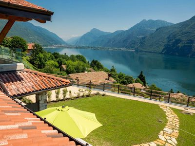 Photo for 2BR Apartment Vacation Rental in Anfo (BS), Lombardia