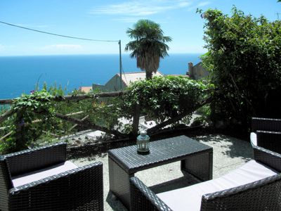Photo for One bedroom Apartment, sleeps 4 in Finale Ligure with Air Con and WiFi