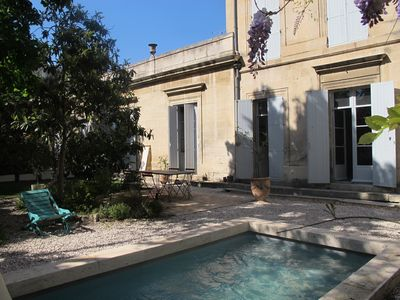 Photo for House with pool, Montpellier city center