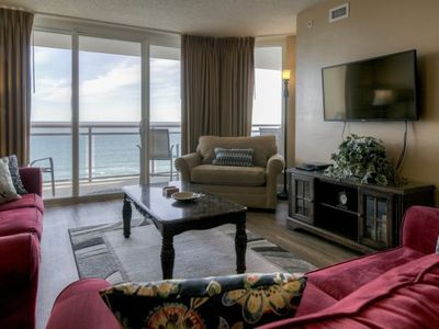 Photo for Bahama Sands -  904 Luxurious 3 bedroom, ocean front unit in the heart of North Myrtle Beach!