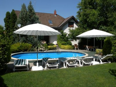 Photo for Holiday house with large pool