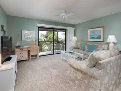 Photo for #1632 Sanibel Moorings Dock View