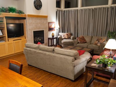 Photo for Aspen Retreat -New Furniture & Flooring, Free WiFi, Pets yes, Bikes, BBQ
