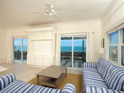 Photo for Bright and Sunny Designer Cottage w/Sunset Ocean Views. BRAND NEW