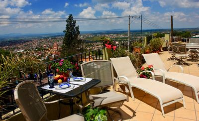 Photo for Epic Views From Your Terrace - Large Apartment - Great Location!