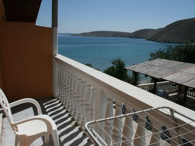 Photo for 1BR Apartment Vacation Rental in Island Pag, Island Pag