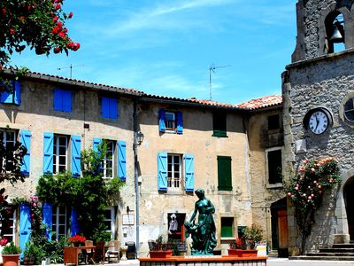 Photo for 4 bedroom holiday home south of Carcassonne great for families and friends
