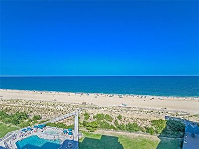 Photo for 1105S:  2BR Oceanfront Sea Colony Condo - Sleeps 6 - Private beach, pools, tennis ...