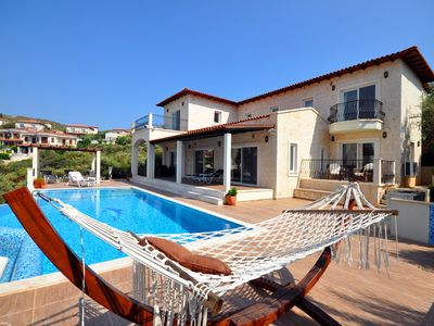 Photo for Villa Alis 3 bedroom luxury holiday villa in Kas