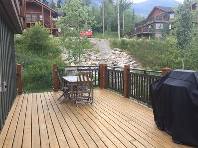 Photo for Kicking Horse Mountain Resort - On Mountain, Private Hot Tub, 2 Bedroom Condo