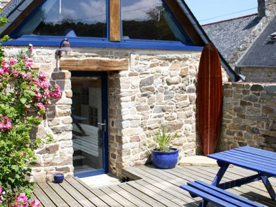 Photo for Vacation home Gîte Ar Beg (CFM100) in Confort Meilars - 5 persons, 1 bedrooms