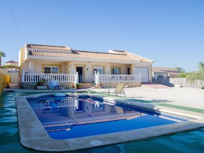 Photo for In Almería with Internet, Pool, Air conditioning, Terrace (737300)