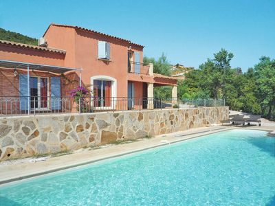 Photo for 5 bedroom Villa, sleeps 10 in Saint-Clair with Pool, Air Con and WiFi
