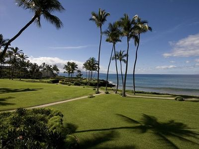 Photo for The Very Finest Ocean Front Unit in Elua Village, Maui