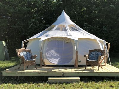 Photo for Lulabelle Glamour Tent for quiet space