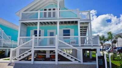 Photo for Blue Moon West - Built 2018 - 3 Bed / 3 Bath ...Steps from the Beautiful Beach!