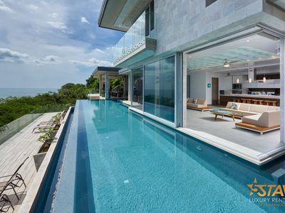 Photo for Luxury Ocean view Villa with Infinity Pool & Luxury Breakfast included
