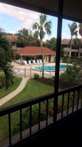 Photo for Warm Winter Condo 1 mile from Barefoot Beach!