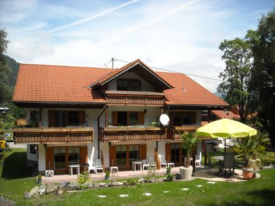 Photo for 2BR Apartment Vacation Rental in Bad Hindelang, BY