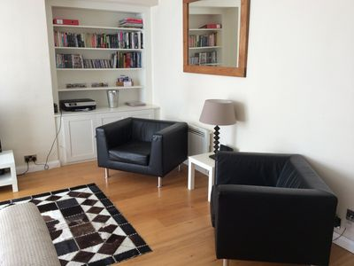 Photo for SPACIOUS MODERN 2 BEDROOM FLAT NOTTING HILL, LONDON, SLEEP 6 , NEW SOFA BED