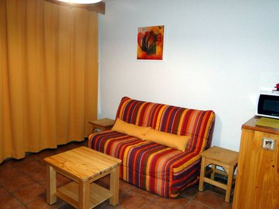Photo for 1BR Apartment Vacation Rental in Vars les Claux