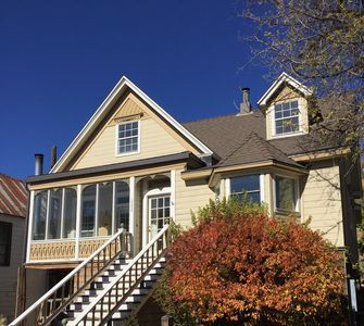 Photo for The Downtown House, 5br Historic Downtown Truckee, newly remodeled, free parking