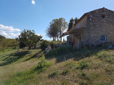 Photo for Provencal Bastide in a fenced area of ​​50 ha