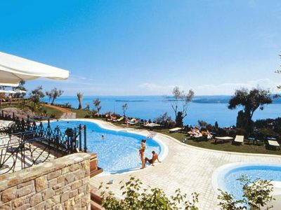 Photo for Residence Borgo degli Ulivi, Gardone Riviera  in Westlicher Gardasee - 5 persons, 1 bedroom