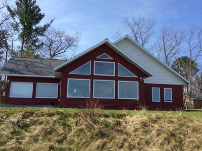 Photo for Awesome Lake Superior Vacation Home With Sand Beach