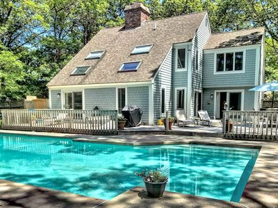 Photo for Private Pool Rental In Desirable New Seabury