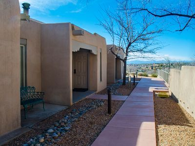 Photo for Sunset Views, Downtown Santa Fe, Walk to Plaza, 1 Bedroom, 1 Bath, A/C