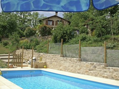 Photo for Holiday home in beautiful location with enormous private grounds, terrace.