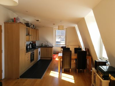 Photo for Wonderful 2 bedroom and rooftop terrace flat Dalston/Shoreditch area