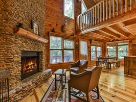 Photo for 5BR Cabin Vacation Rental in Blue Ridge, Georgia