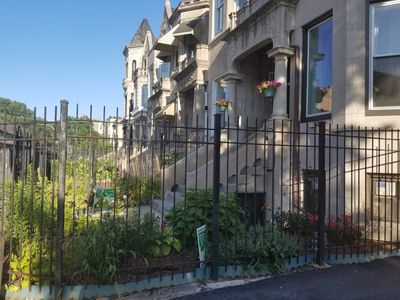 Photo for Bronzeville Oasis (Row House)