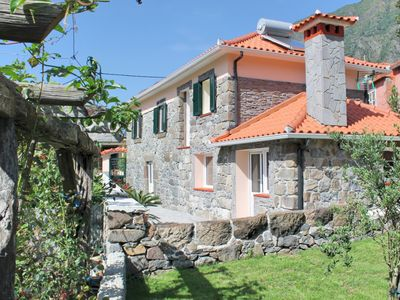 Photo for Lovingly Restored 3 Bed Stone Cottage In Country Village | Dinis Country Cottage