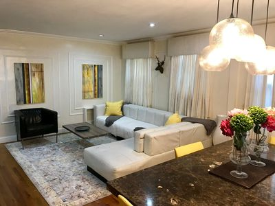 Photo for The Rich Home:minutes to JFK & 30min to the City
