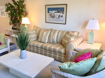Photo for New listing cozy beachside 3 bedroom townhouse