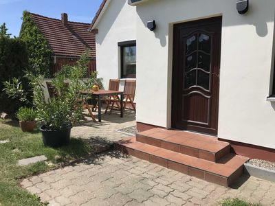 Photo for Apartment 1/3 room (56 m², max 4 pers.) Pet welcome - Apartments Landhaus Idylle near Baltic resort Rerik