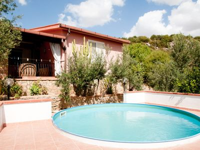Photo for Angela Country House with pool in the garden, not far from the sea of ​​Sciacca
