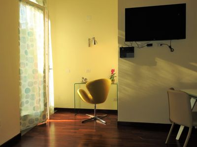 Photo for Completely renovated apartment in the center