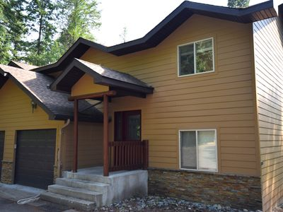Photo for Newly remodeled Townhome Close to Downtown, Whitefish Lake and the Ski Hil