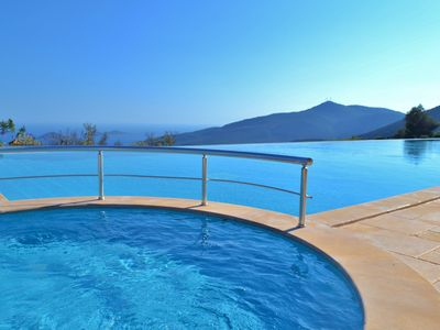 Photo for Private Pool 3 Bedroom Villa, Sea & Mountain View At Amazing Lavanta