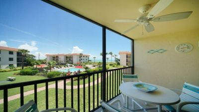 Photo for Make this great beach front condo your home for your Sanibel Island vacation