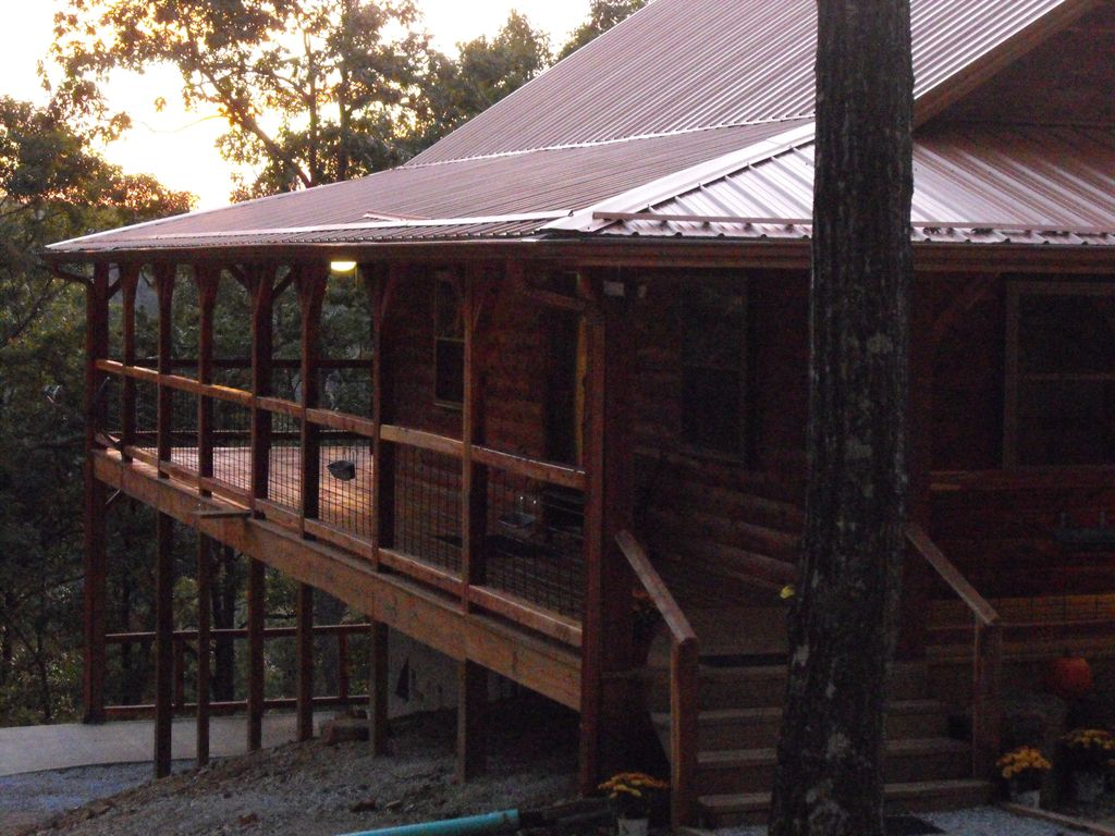 treehouses treehouse arkansas eureka cabin cabins springs in cottages rentals