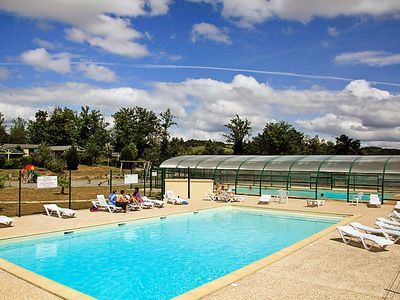Photo for 2 bedroom Villa, sleeps 4 in Cours-de-Pile with Pool and WiFi