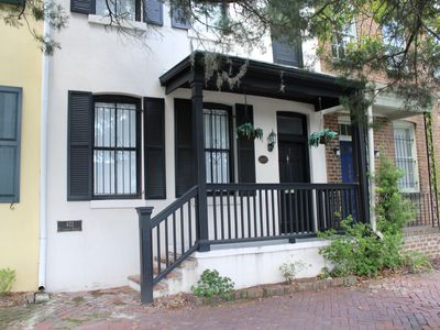 Photo for Family Style Row House in Downtown Savannah