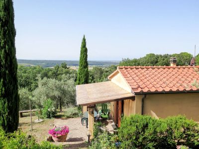 Photo for Vacation home Casa Belvedere (RIP427) in Riparbella - 4 persons, 1 bedrooms