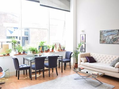 Photo for Stylish 2 Bedroom Apartment in Shoreditch