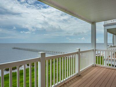 Photo for Waterfront Condo With Great Views And Fishing!